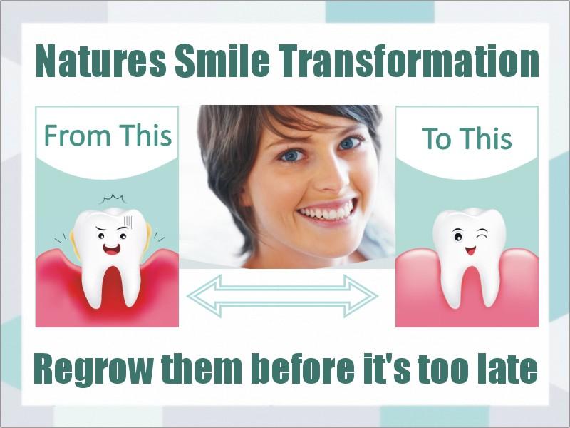 Regenerating Gum Tissue Naturally At Home